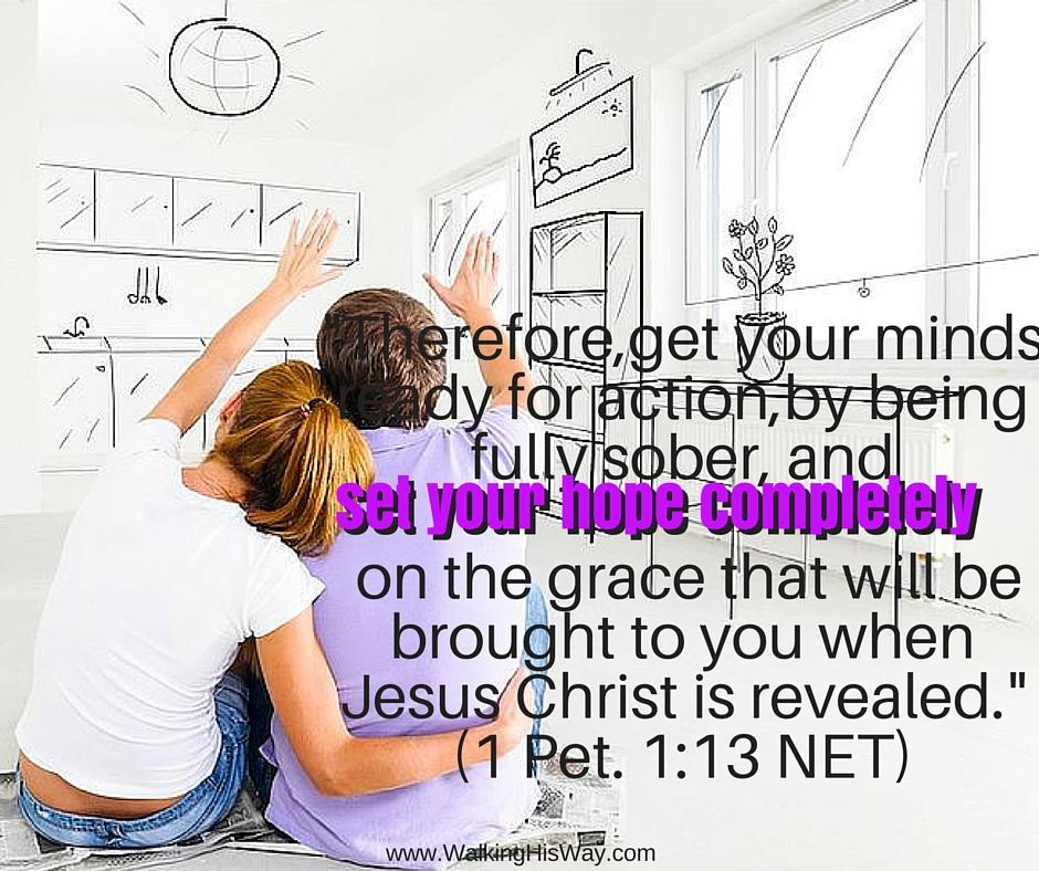 June 9 1Pt 1.13 Hope