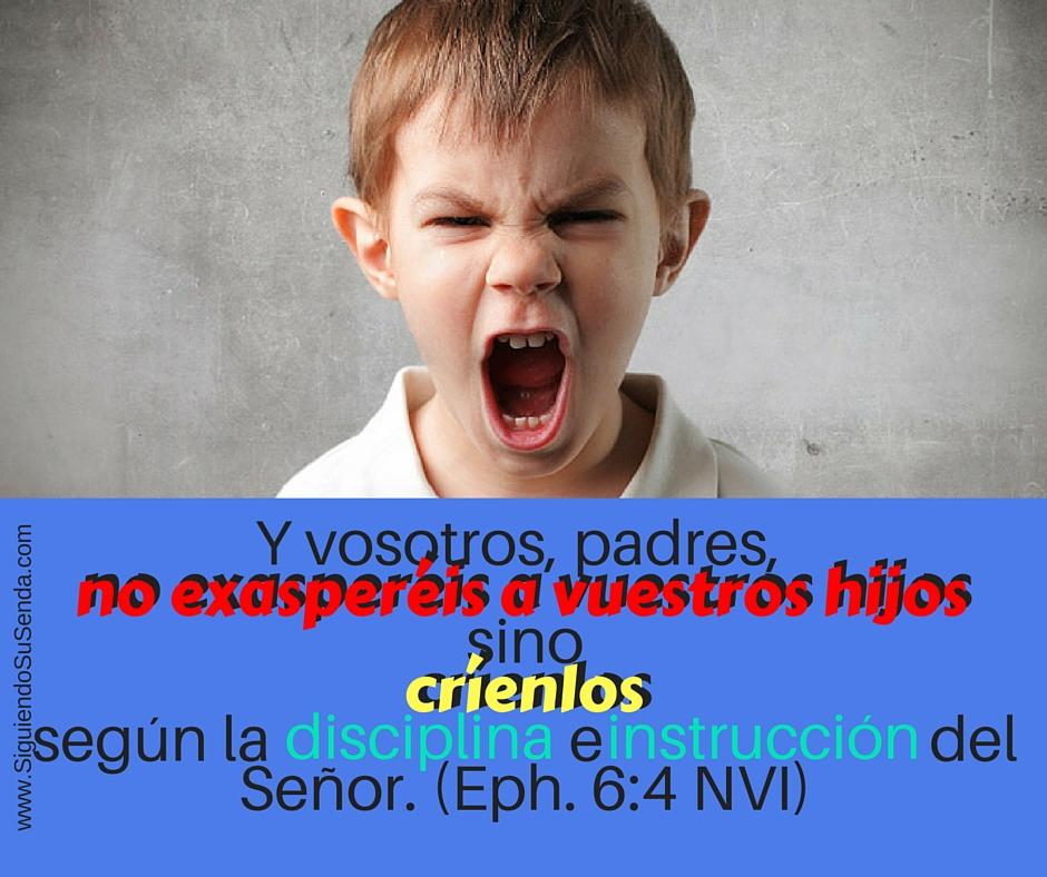 Julio 4 Ef6.4 provocar a ira