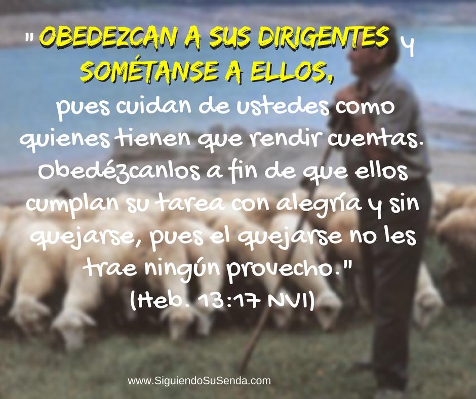 Ago 21 He13.17 Obedezca líderes